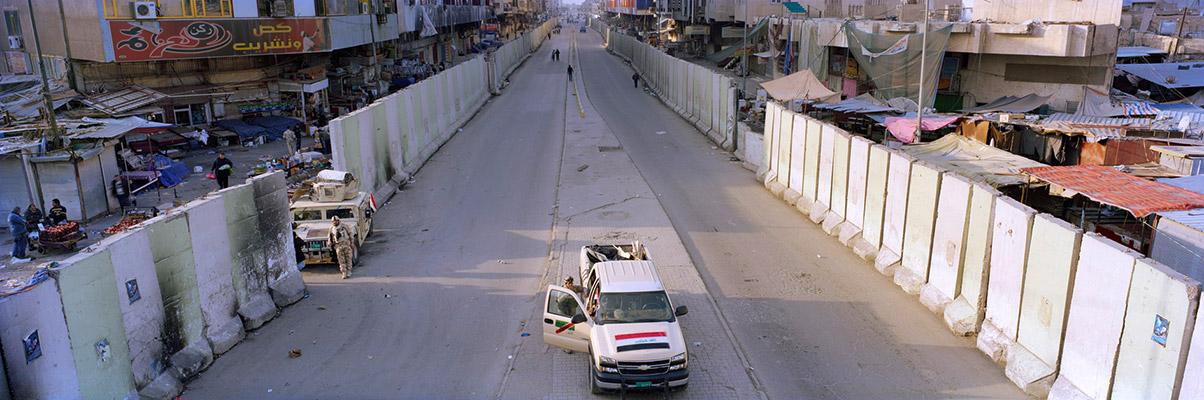 Baghdad (700 km)