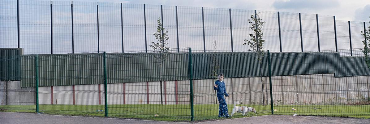 Belfast | Peace Lines (15 km)